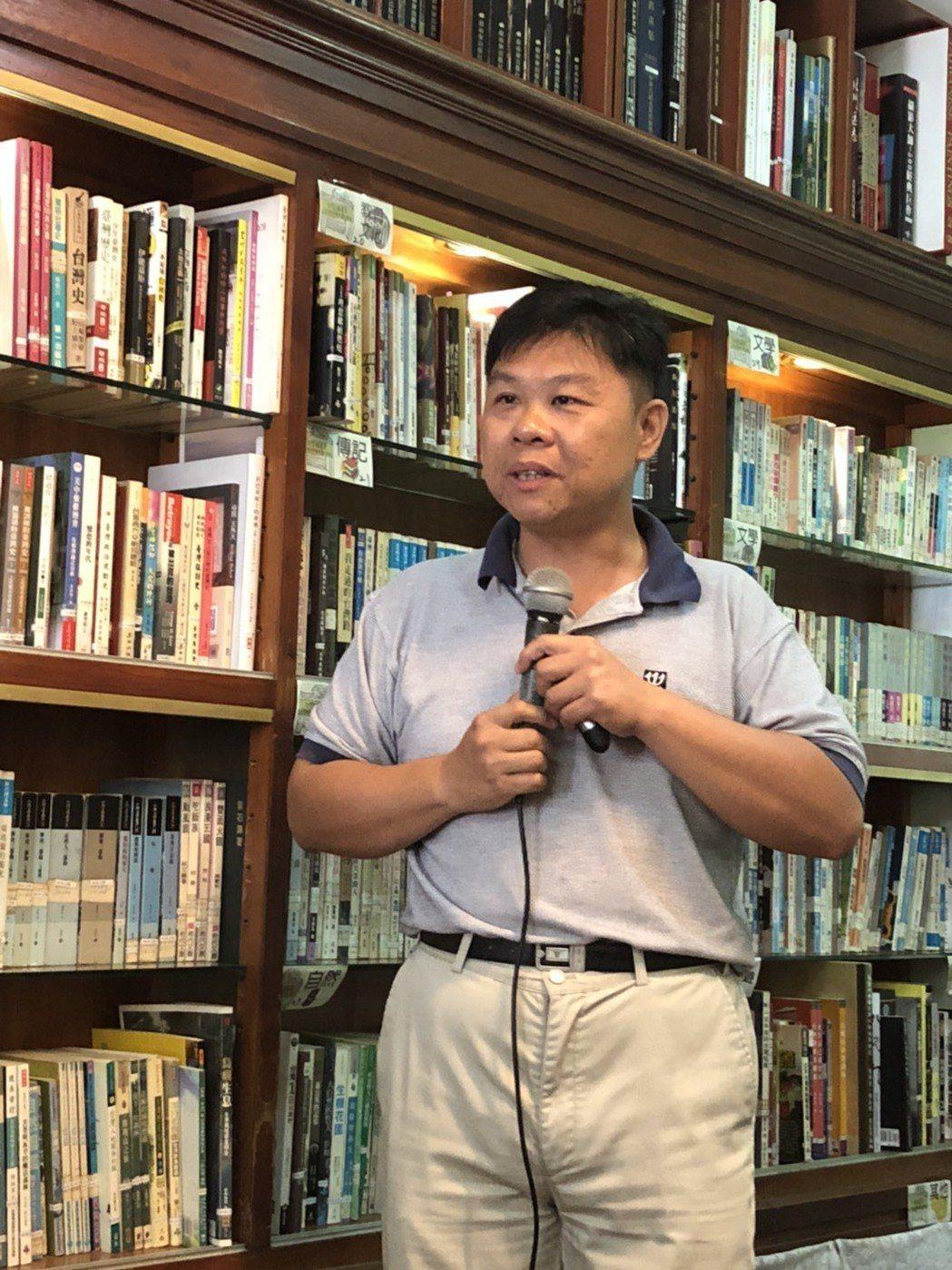 「機會是留給有所準備的人!」阿里山世界遺產協會理事長郭盈良表示,申請世界遺產有一...