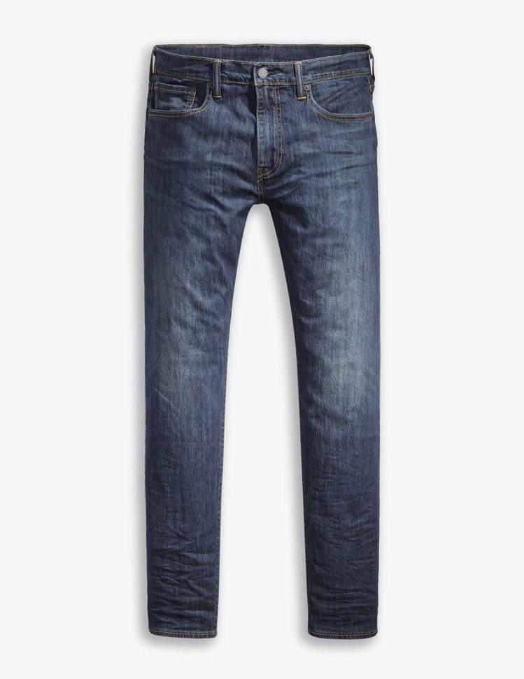 Cool Jeans系列502窄管刷白輕磅牛仔褲,約4,390元。圖/Levi'...