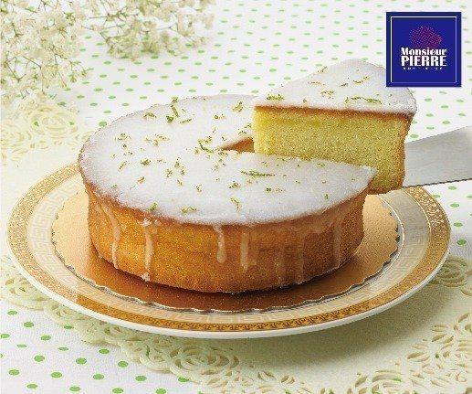鄉村檸檬6吋蛋糕,售價399元。圖/愛買提供