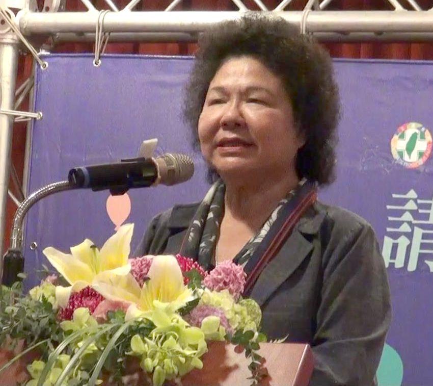 高雄市長陳菊今天表示,她的市府團隊和周遭所有好朋友都反對她接總統府祕書長,但她珍...