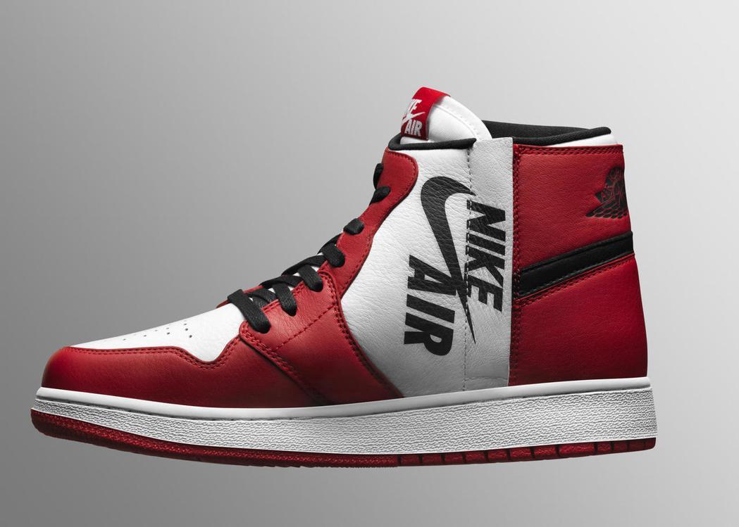 I Rebel 系列鞋款,將原本的鞋面及鞋帶設計移至鞋身側邊,並加入拉鍊設計,創...
