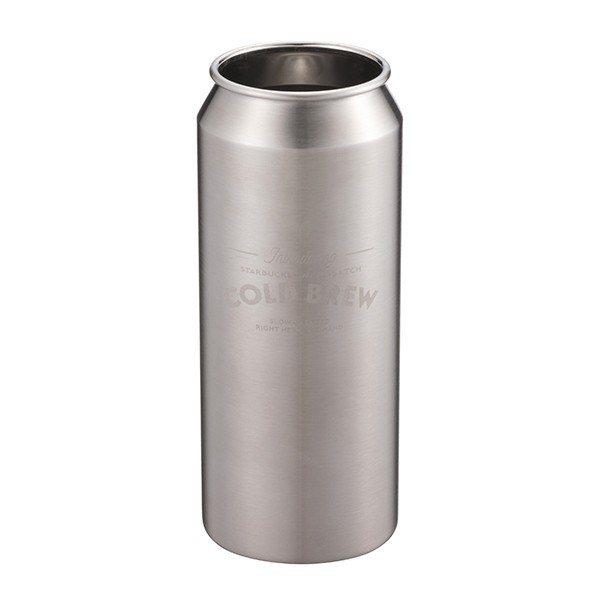 限量Cold Brew單層不鏽鋼杯。圖/星巴克提供