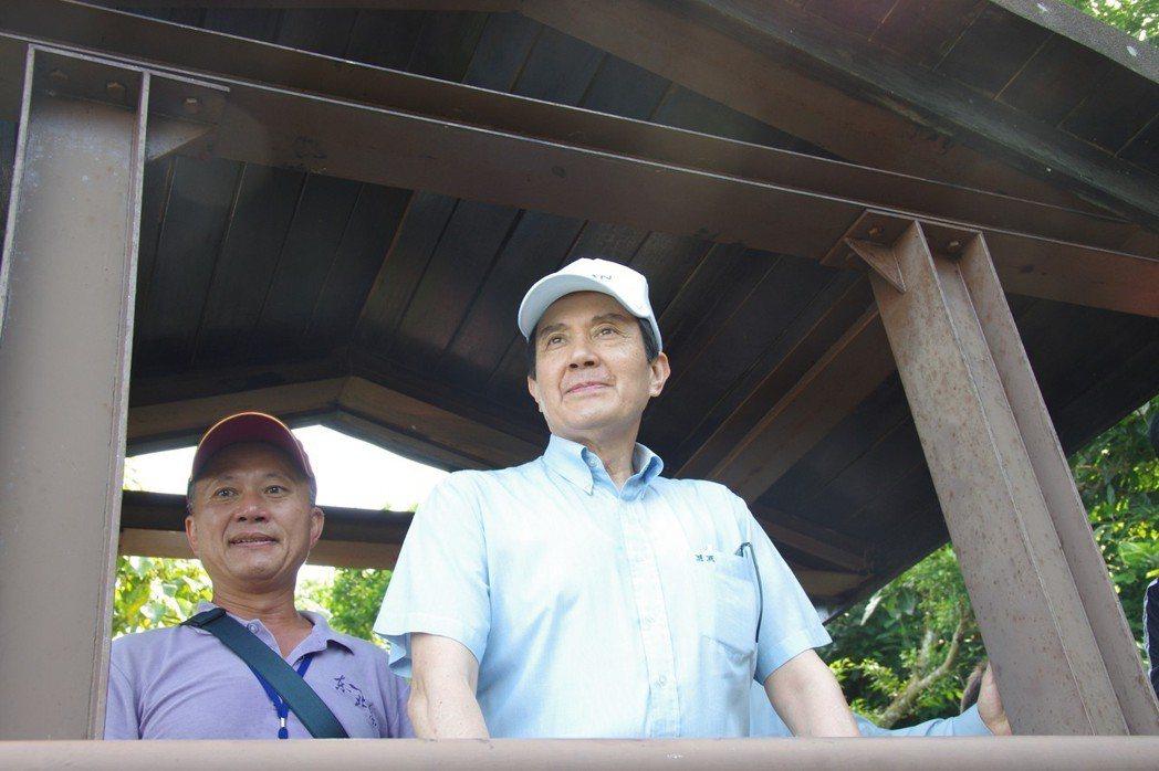 前總統馬英九。資料照,記者程嘉文/攝影