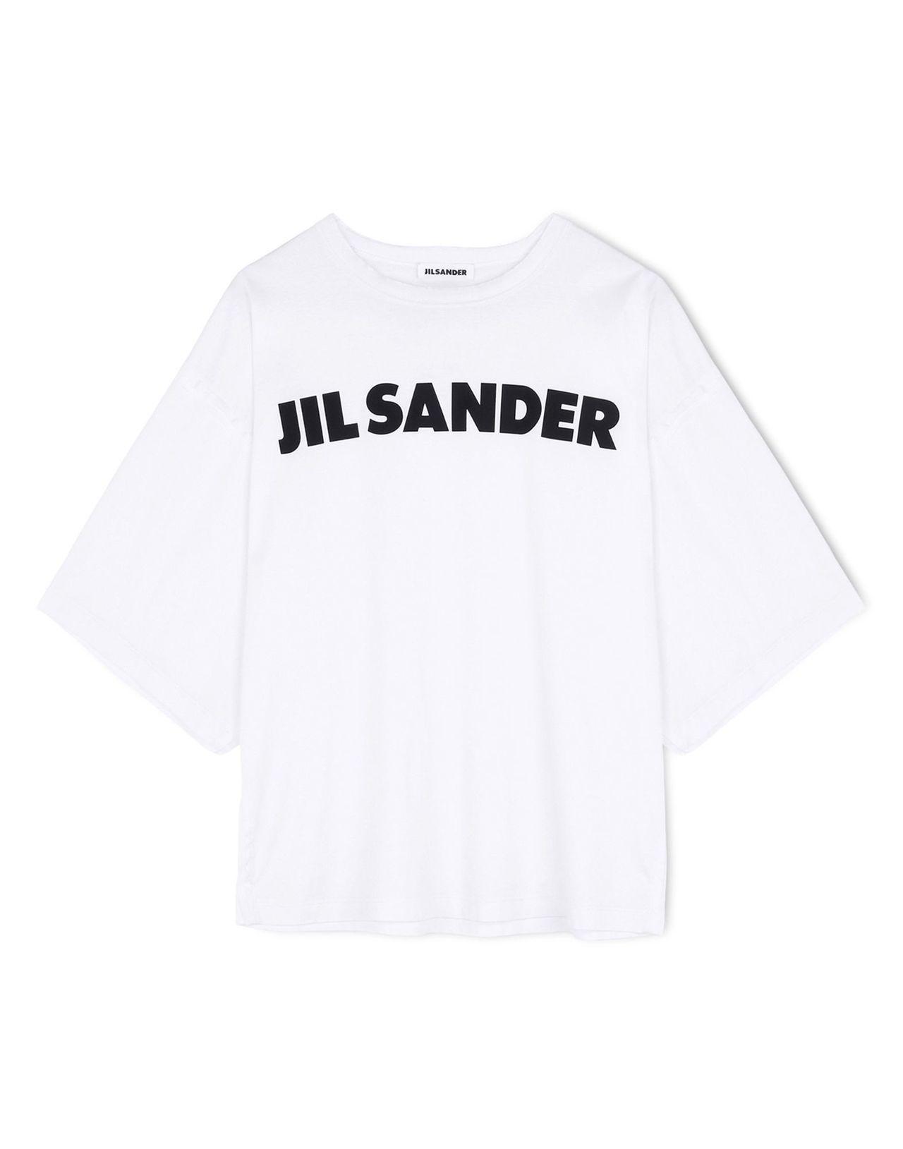 JIL SANDER T恤,售價12,980元。圖/ART HAUS提供