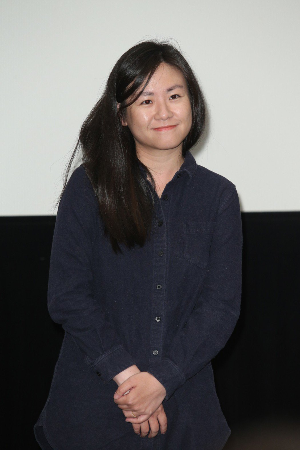 「時光台灣」紀錄短片首映會,導演林婉玉出席。記者陳正興/攝影