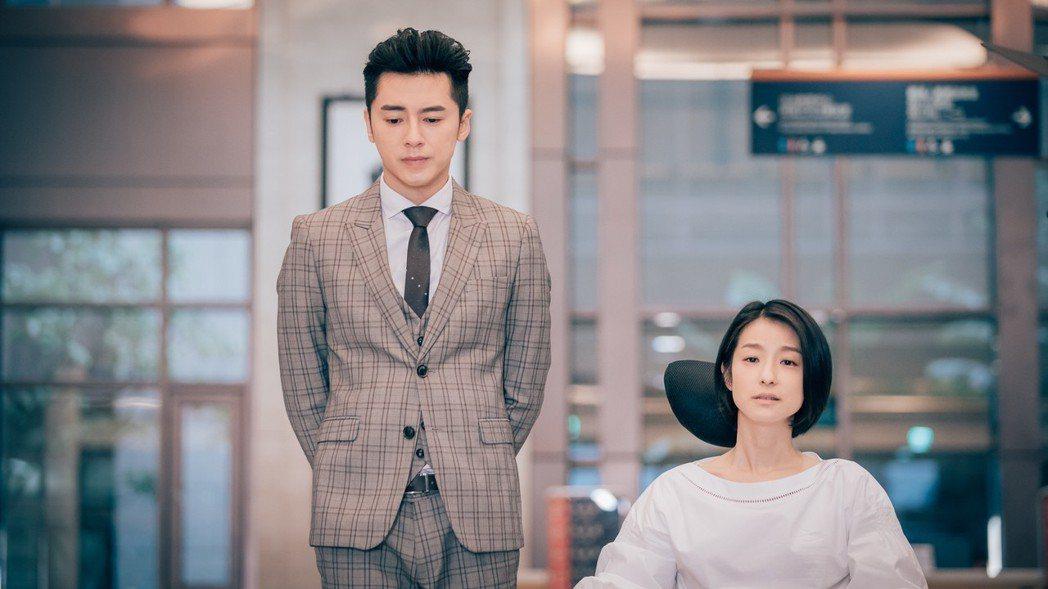 賴雅妍、古斌客串「1006的房客」演出夫妻。圖/歐銻銻娛樂提供