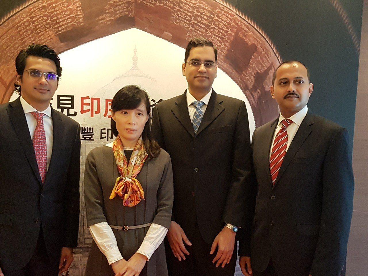 滙豐中華投信將舉辦「2018印度投資論壇 」。記者孫中英/攝影