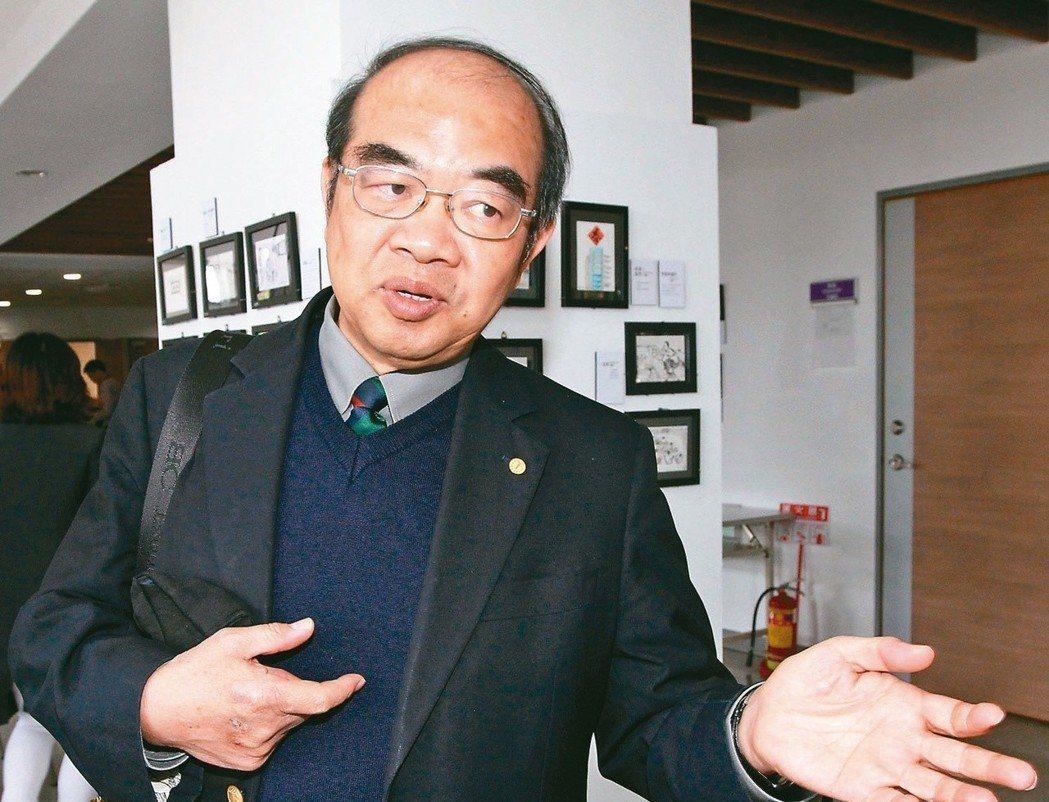 前國立東華大學校長吳茂昆將接任教育部長,卻風波不斷。 圖/聯合報系資料照片