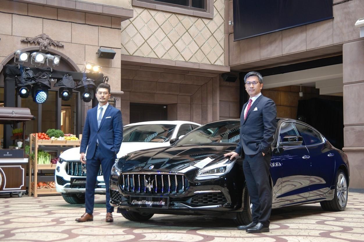 頂級蠶絲綢入內 Maserati GranLusso Zegna Edition 展現義式精神