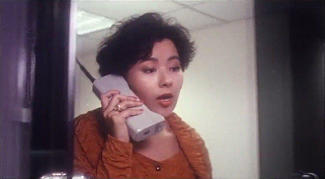 李美鳳在「驚魂記」的角色塑造頗有特色。圖/擷自YouTube