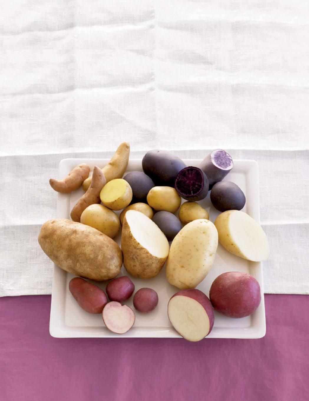 營養師表示,攝取碳水化合物但要怕胖,馬鈴薯是非常好的選擇。馬國馬鈴薯/提供