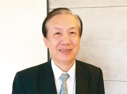 中華民國商業總會理事長賴正鎰。 圖/聯合報系資料照片