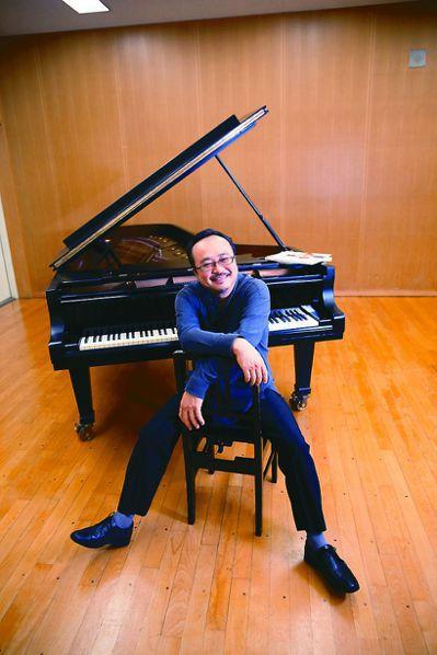 鋼琴詩人鄧泰山。 圖/聯合數位文創提供