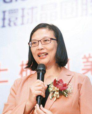 環球晶董事長徐秀蘭 (本報系資料庫)