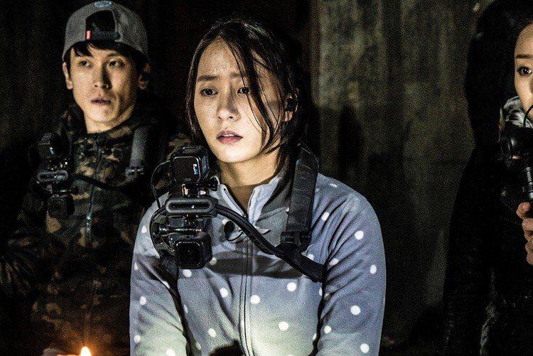 《鬼病院:靈異直播》隊員吳亞妍。圖/車庫娛樂提供