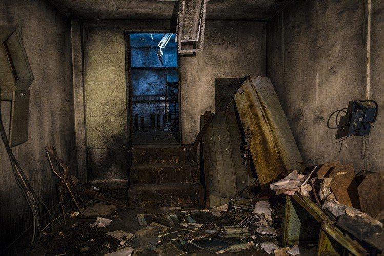 《鬼病院:靈異直播》場景。圖/車庫娛樂提供