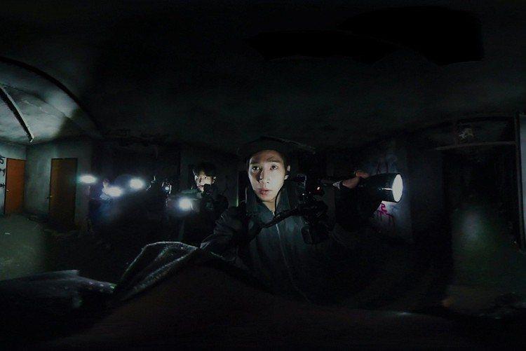 《鬼病院:靈異直播》。圖/車庫娛樂提供