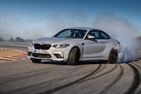 取代現行版車型 BMW M2 Competition正式亮相