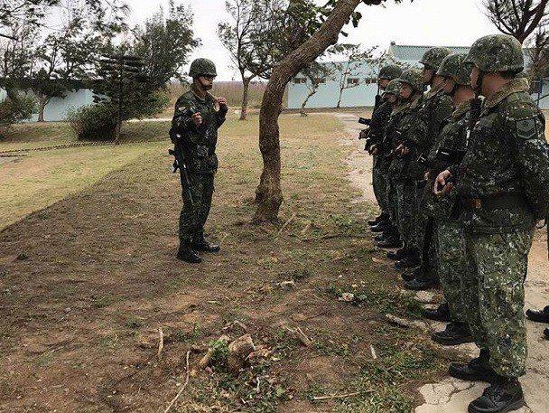 圖片來源/ 國防部發言人