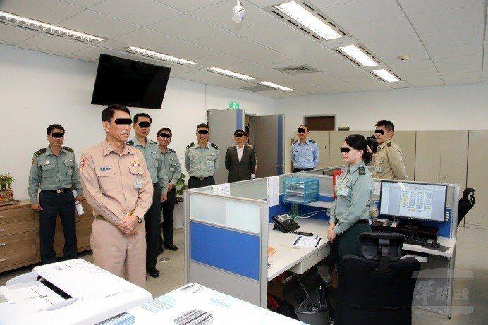 圖片來源/ 軍聞社