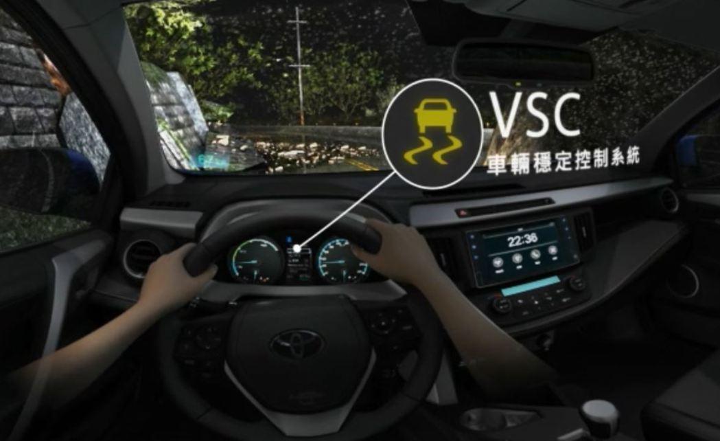 透過VR頭盔,使用者無需上路即可體驗車輛的操控性及安全性。 圖/和泰汽車提供