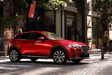 Mazda CX-3才剛小改款 原廠就釋出2020年下一代的情報?