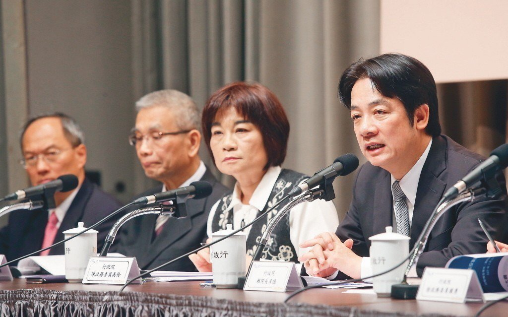 麻疹疫情擴大 賴清德:爭取國際支持台灣參與WHA