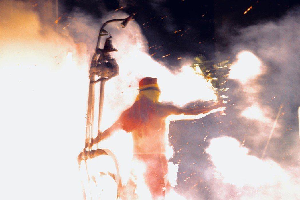「大釣哥」導演黃朝亮為新片「寒單」籌備五年。圖/奧瑪優勢提供