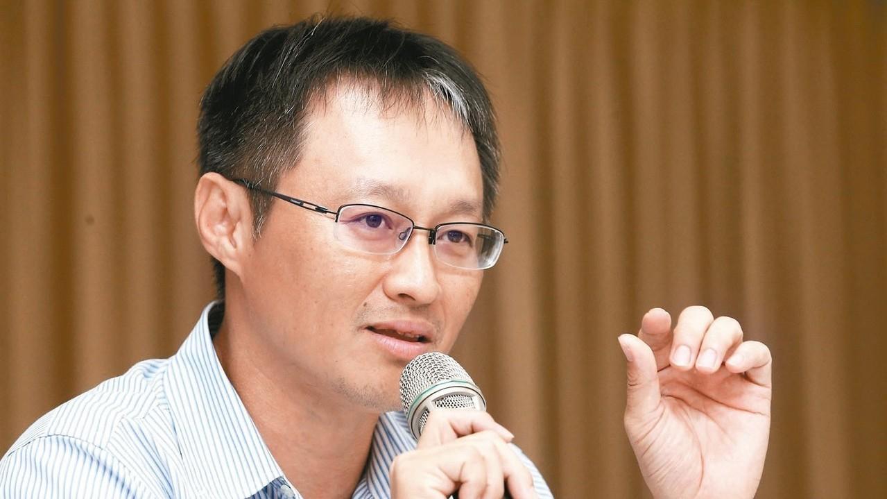 群聯董事長潘健成。 圖/聯合報系資料照
