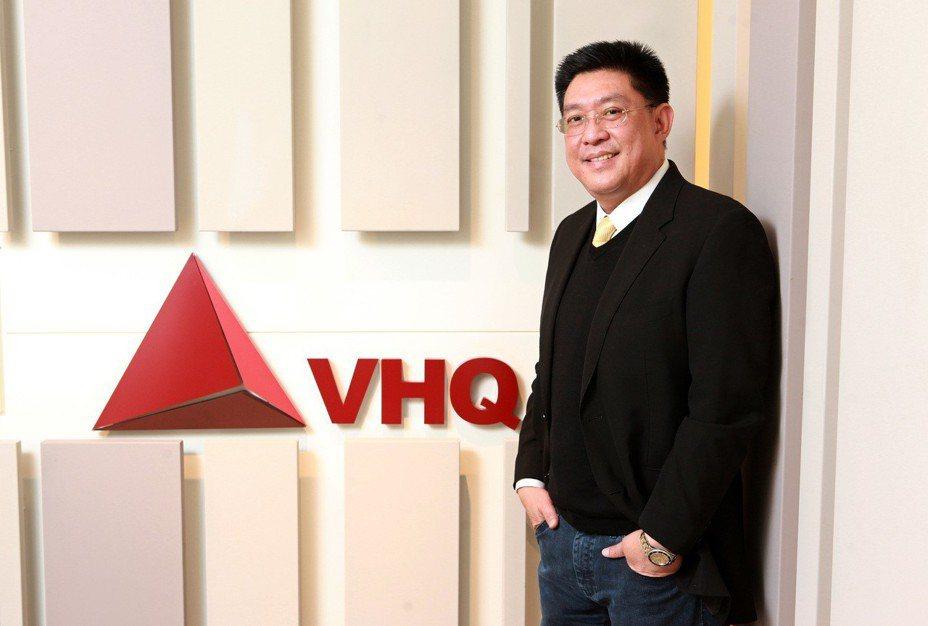 VHQ董事長劉國華。圖/VHQ提供