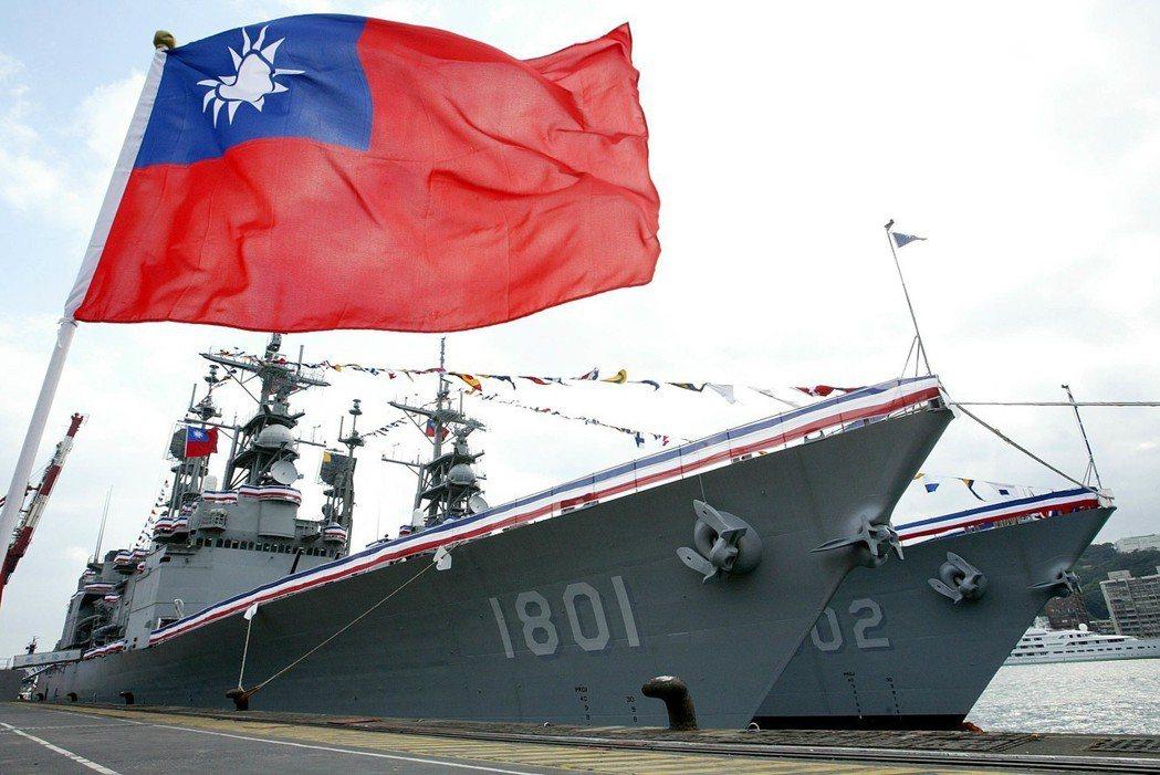 台灣今年的國防預算為新台幣3278億元。 圖/聯合報系資料照片