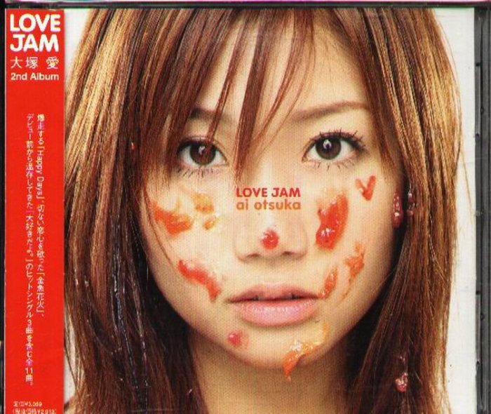 大塚愛這支作品給了片商靈感。 圖片來源/ amazon jp