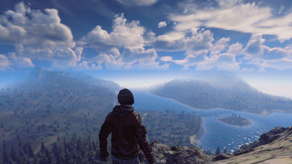 超大地圖、超大視野且栩栩如生的遊戲畫面,讓每一次的冒險旅程都能衍生出更豐富的遊戲...