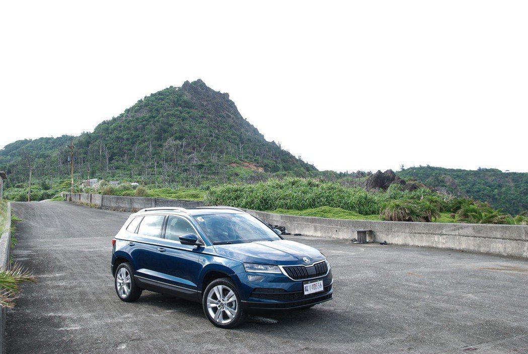 Škoda Karoq 將於五月在台發表,相關資訊請持續鎖定聯合發燒車訊。 記者林鼎智/攝影