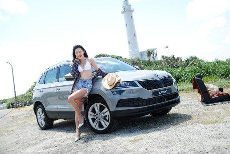 豐富配備、戰力十足!捷克新熊 Škoda Karoq 1.5 TSI 綠島試駕