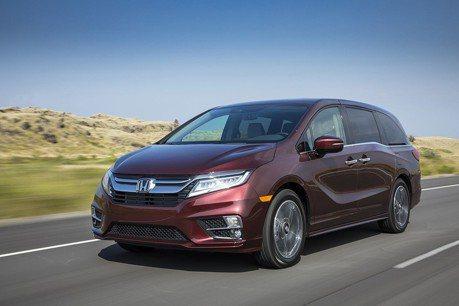 美規2019 Honda Odyssey 售價90萬NT起跳!