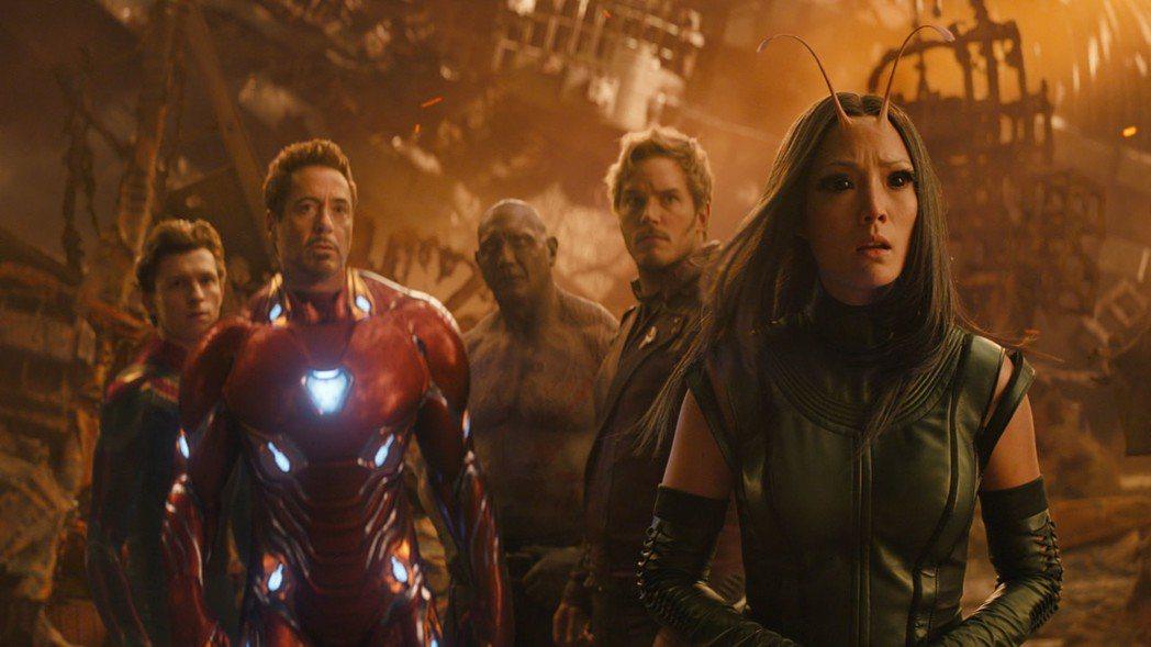 「復仇者聯盟3」集結漫威影業這10年來所有的超級英雄,將與宇宙間最強的反派薩諾斯...