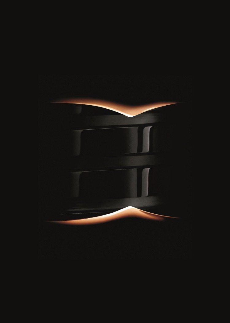 B.zero1的工業風特質、建築線條與創新材質,在在訴說由寶格麗詮釋的全新羅馬故...