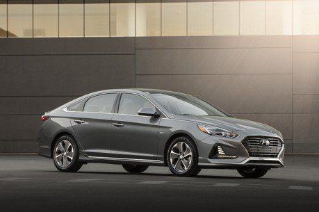改款2018 Hyundai Sonata Hybrid 配備升級還降價!