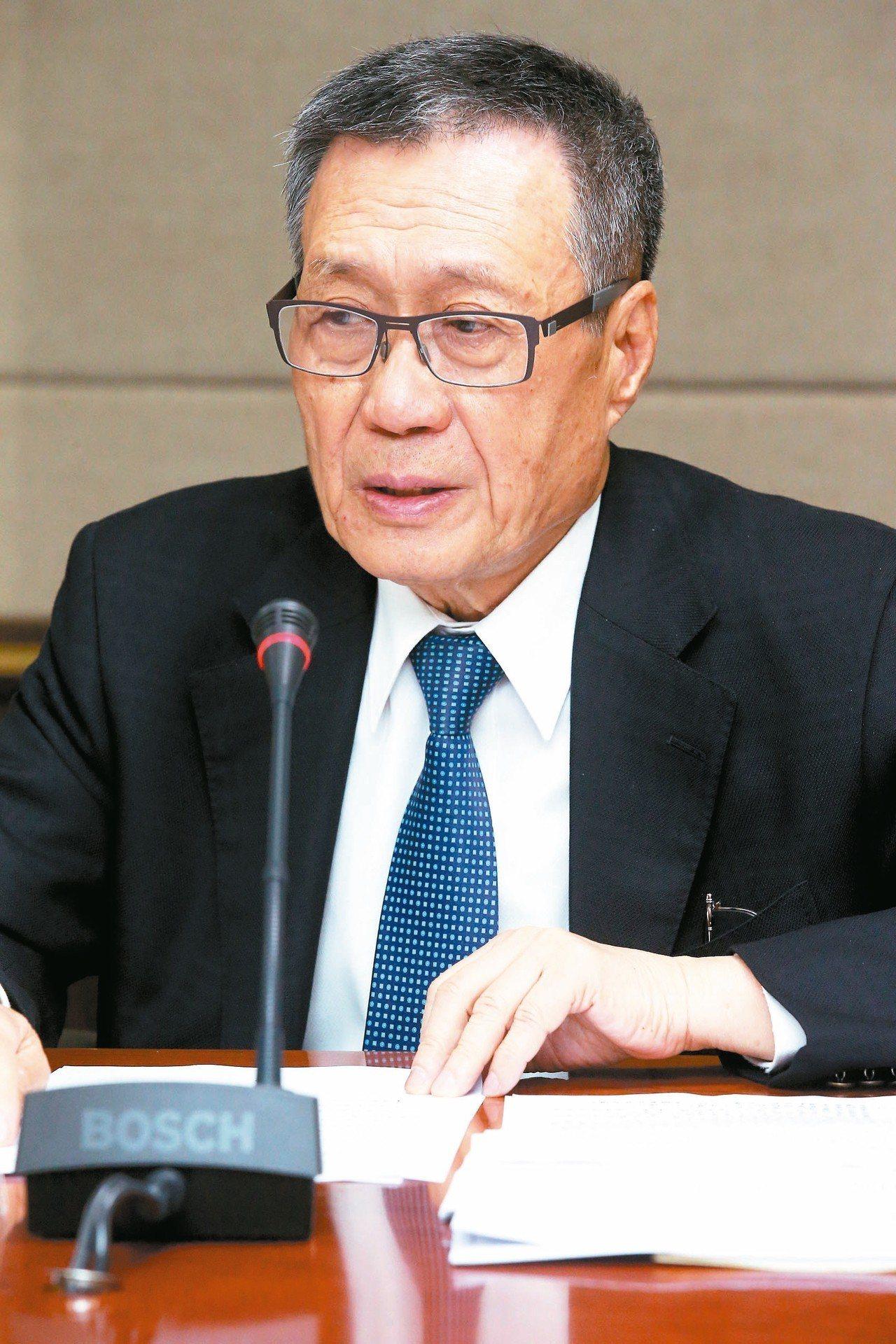 南電董事長吳嘉昭。 報系資料照