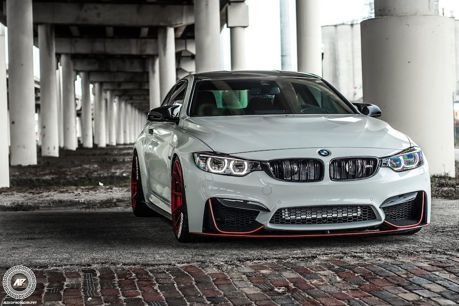 BMW M4大變身 給你滿滿的712匹馬力
