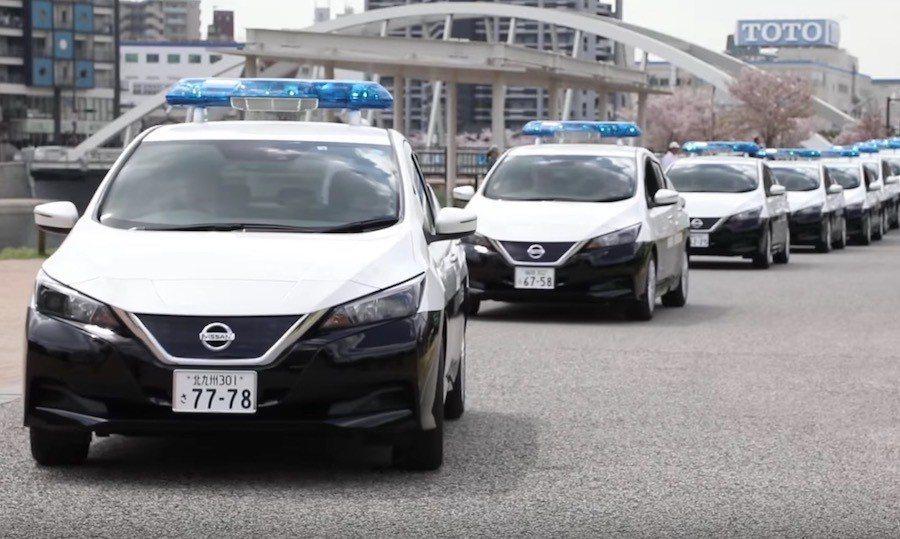 截自日産自動車株式会社影片