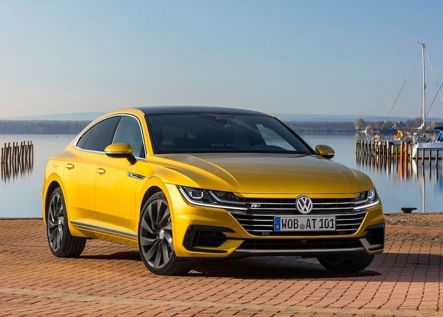 Volkswagen提供