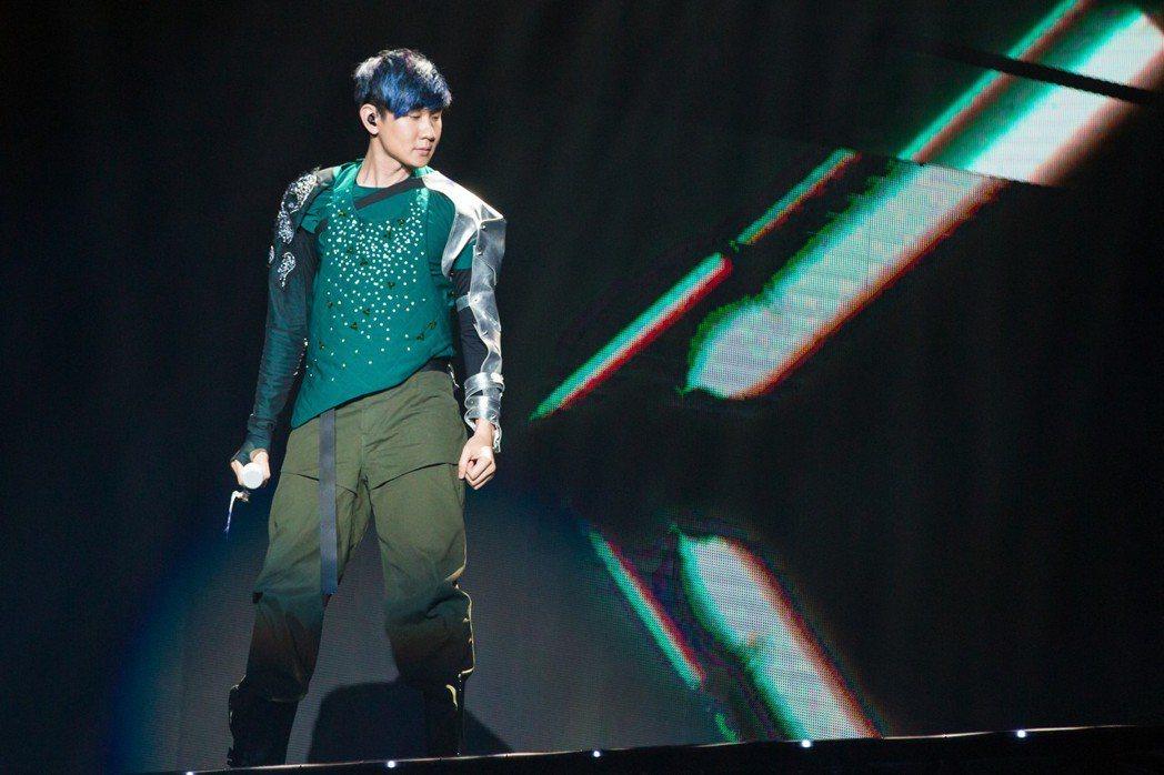 林俊傑「聖所」巡演深圳開唱。圖/JFJ Productions提供