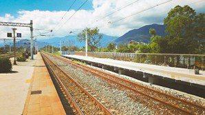 吉安火車站是某段時間返鄉歸鄉的中介點。