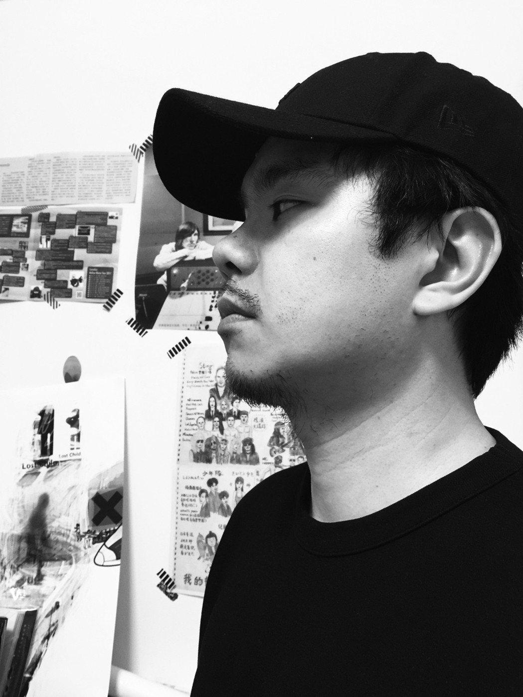 圖/第一屆書評首獎得主陳玠安