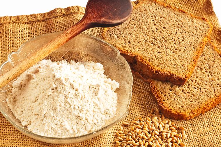 麵包店裡所謂的全麥麵包與大自然提供全麥和其他完整穀類的食物根本無法相比,因為麥子...