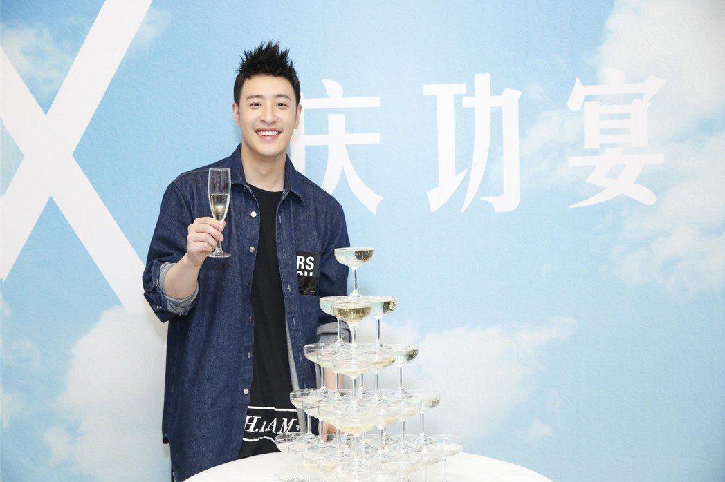 潘瑋柏21日在北京開唱,預計明年上半年唱回台北。圖/華納提供