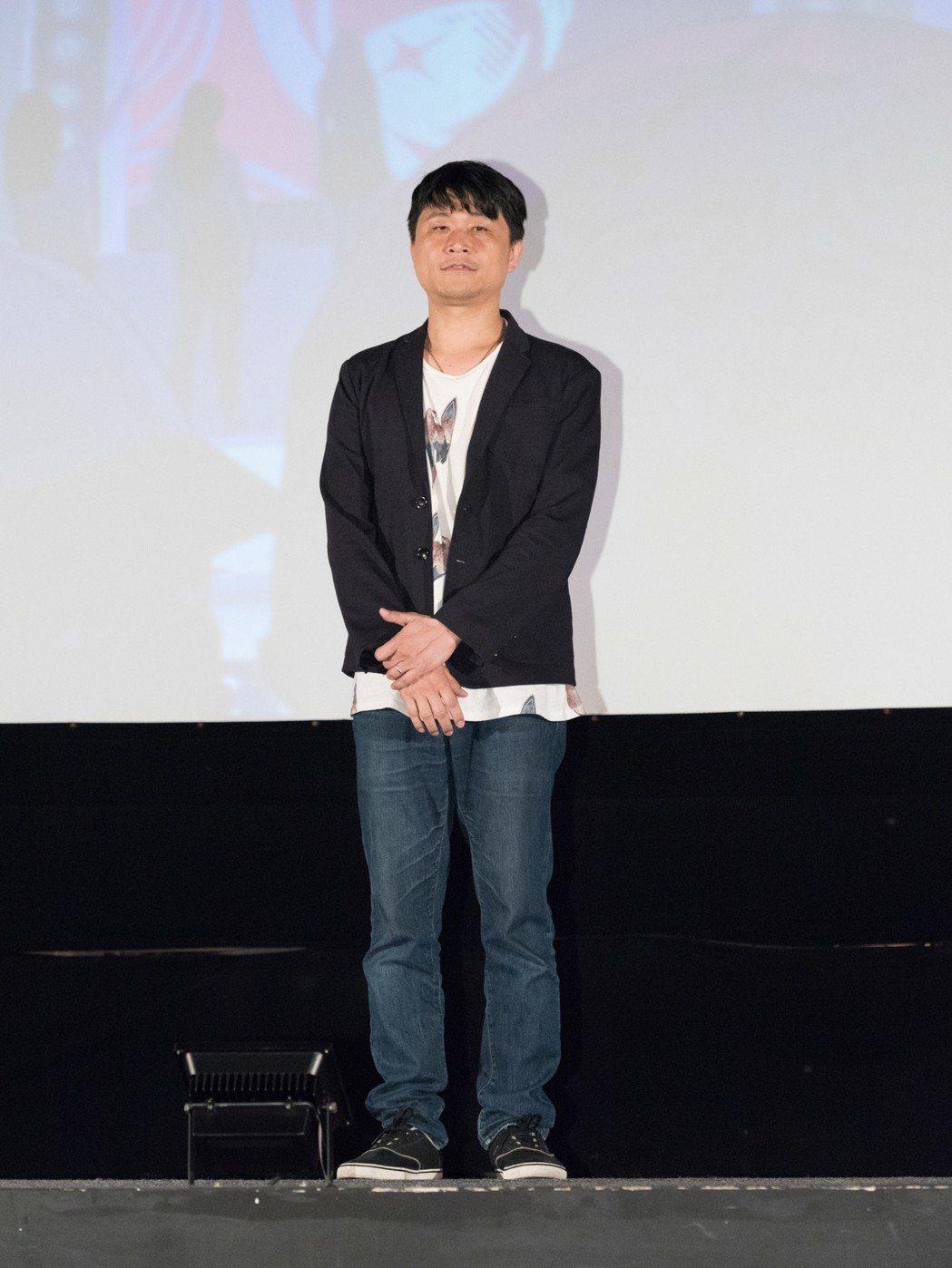 「市長夫人的秘密」導演連奕琦出席金馬奇幻影展閉幕片放映。圖/金馬影展提供