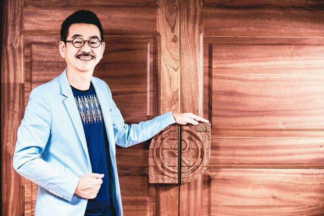 曾獲全國技能競賽建築木工類第一名的奧兒設計總監陳政文。 業者/提供